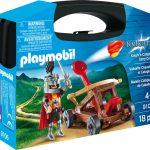 Βαλιτσάκι Ιππότης με καταπέλτη 9106 Playmobil