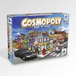Επιτραπέζιο παιχνίδι Cosmopoly Πόλεις της Ελλάδας