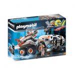 Θωρακισμένο όχημα της Spy Team 9255 Playmobil