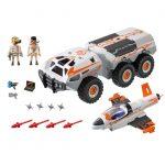Θωρακισμένο όχημα της Spy Team 9255 Playmobil-b