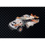 Θωρακισμένο όχημα της Spy Team 9255 Playmobil-c