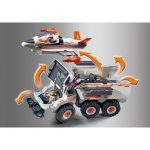 Θωρακισμένο όχημα της Spy Team 9255 Playmobil-d
