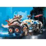 Θωρακισμένο όχημα της Spy Team 9255 Playmobil-f