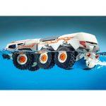 Θωρακισμένο όχημα της Spy Team 9255 Playmobil-g