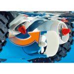 Θωρακισμένο όχημα της Spy Team 9255 Playmobil-h