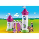 Κάστρο με στοιβαζόμενους πύργους-9389-b