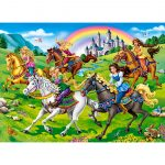 100-Pcs-PRINCESS HORSE RIDE-B-111053-b