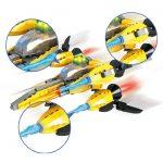 4-d401 Space Spacecraft Toy Building Block Set – 164 Pieces