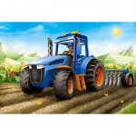 Agricultural Machines-4×Puzzle 8+12+15+20-e
