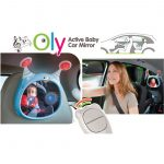 BEN BAT-interactive mirror by car-GREYi