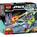 COGO Space 207pcs. Building Blocks 4417