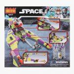 COGO Space 207pcs. Building Blocks 4417-c