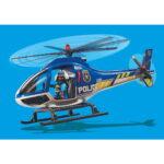 City Action-Εναέρια αστυνομική καταδίωξη Κωδικός 70569 Playmobil-5