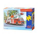 Fire Engine-60-pcs