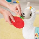 Fisher-Price Grow-with-Me Tummy Time Llama-6