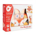 Fox Blocks Set-j