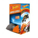 Hotwheels Capsule (Counter Display Unit Supplied May Vary)