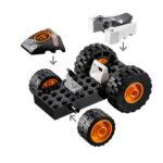 Lego Ninjago Cole's Speeder Car 71706-F