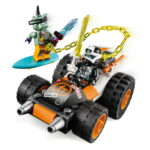 Lego Ninjago Cole's Speeder Car 71706-c