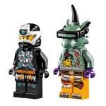 Lego Ninjago Cole's Speeder Car 71706-e