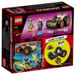 Lego Ninjago Cole's Speeder Car 71706-i