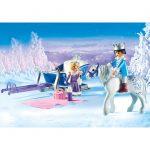 Magic-Έλκηθρο με βασιλικό ζευγάρι-9474-c