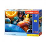 PUZZLE 300PCS_B-030262 PLANETS AND THEIR MOONS