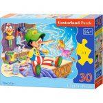 Pinocchio 30pcs (B-03662) Castorland
