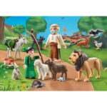 Play & Give-2020 Οι Μύθοι του Αισώπου 4 ετών+ 70621 Playmobil-2
