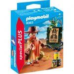 Playmobil Κυνηγός Επικυρηγμένων