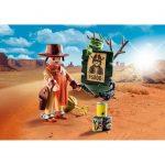Playmobil Κυνηγός Επικυρηγμένων-b