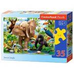 Puzzle Junior Jungle Castorland