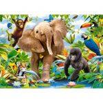 Puzzle Junior Jungle Castorland-b