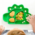 SILICONE PLATE – DINOSAUR-d