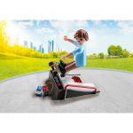 Skateboarder με ράμπα 4 ετών κι άνω 9094 Playmobil-b