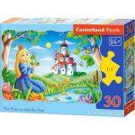 The Princess & The Frog 30pcs (B-03679) Castorland