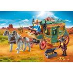 Western Άμαξα Άγριας Δύσης 4 ετών+ 70013 Playmobil-2