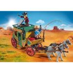 Western Άμαξα Άγριας Δύσης 4 ετών+ 70013 Playmobil-4