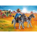 Western Άμαξα Άγριας Δύσης 4 ετών+ 70013 Playmobil-5