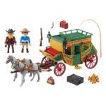 Western Άμαξα Άγριας Δύσης 4 ετών+ 70013 Playmobil-6
