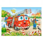 castorland firefighters team-β