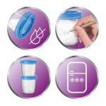 Δοχεία μητρικού γάλακτος SCF618-10 Avent-Philips2