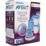 Δοχεία μητρικού γάλακτος SCF618-10 Avent-Philips3