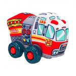 Μαλακό-Υφασμάτινο Πυροσβεστικό Όχημα με ήχους