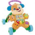 Περπατούρα με Σκυλάκι Laugh & Learn® Smart Stages™ FTC66 6-36 μηνών Fisher Price