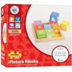 Τα Πρώτα Μου Τουβλάκια Με Εικόνες Picture Blocks BB091 Big-Jigs-d