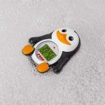 2 σε 1 Ψηφιακό Θερμόμετρο για το Μπάνιο και το Δωμάτιο Πιγκουίνος 24041 Reer-3