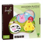 Animal theme puzzle-FARM-d