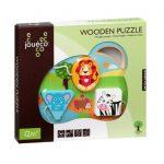 Animal theme puzzle-Safari-d