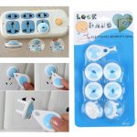 Children Electrical Protection Band Security Lock-7
